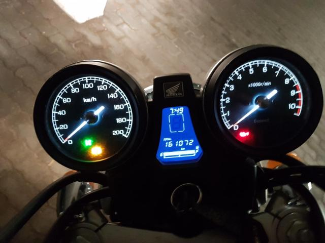 100.000 miles on a CB 1100 EX