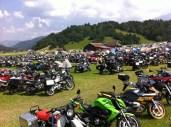 Garmisch - BMW Motorrad Days