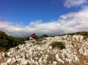 Monte Sacro - Läuterung des Motorradfahrers
