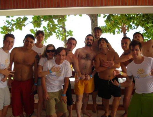 Blog Beach 2008