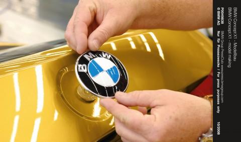 Último detalhe: nasce mais um BMW