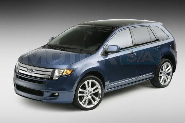Ford Edge - fotos