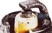 Velas de Ignição - Resíduos leves de chumbo