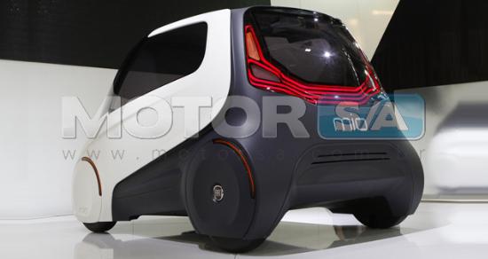 Fotos de carros - Fiat Mio