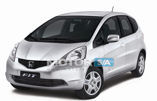 Fotos de carro - Honda New Fit DX