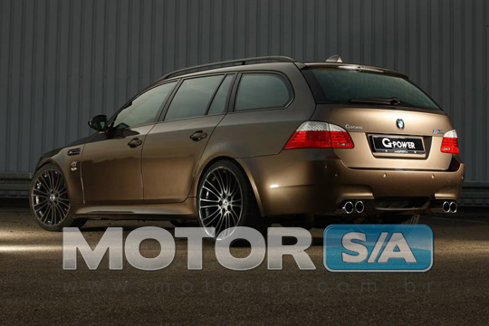 Fotos de carros - BMW M5 Touring Hurricane RS