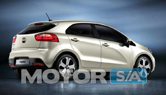 Fotos de carros - Novo Kia Rio