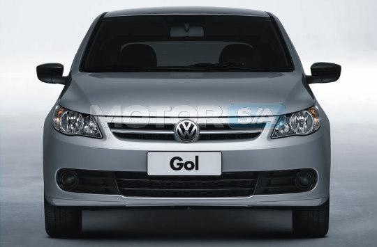 Fotos de Carros - VW Novo Gol 2012
