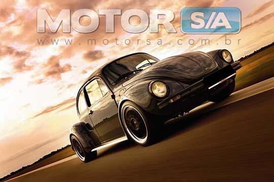 Fusca com Motor de Porsche