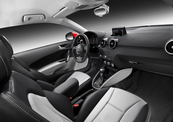 Fotos de Carros - Novo Audi A1 no Brasil