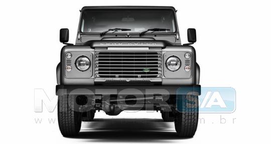 Land Rover Defender - fotos