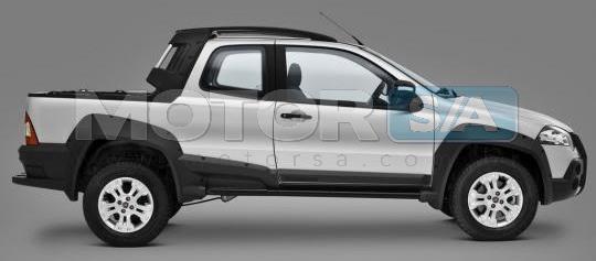 Fotos de Carro - Fiat Strada Adventure Dualogic 2012