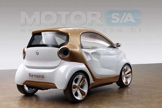 Fotos de carro - Smart Fortwo Forvision