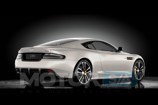 Aston Martin DBS Ultimate 2012