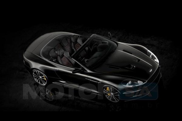 Aston Martin DBS Ultimate 2012