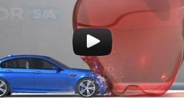 Vídeo Comercial da Nova BMW M5 2013
