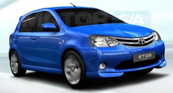 Toyota Etios 2012 - fotos de carros