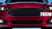 Novo Ford Fuson 2013 - fotos e vídeo