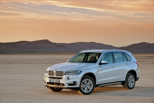 BMW X5 2014 fotos