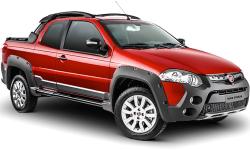 Os Carros Mais Roubados - Fiat Strada