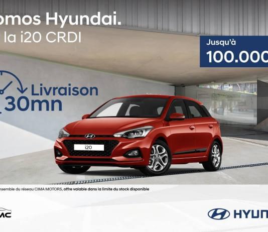 Hyundai i20 Algérie