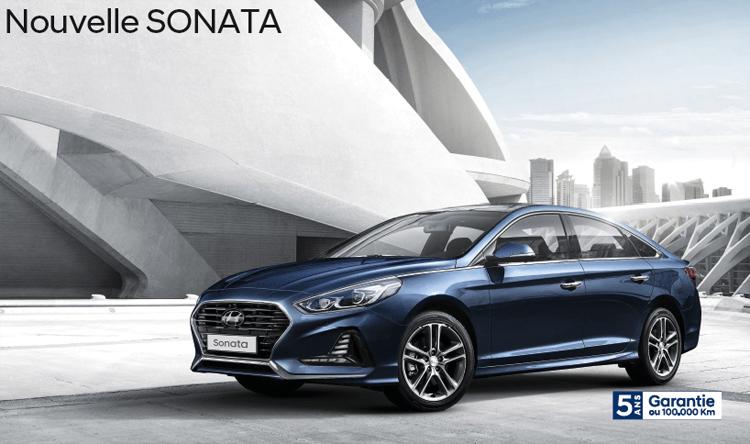 CIMA Motors lance la Nouvelle Hyundai Sonata
