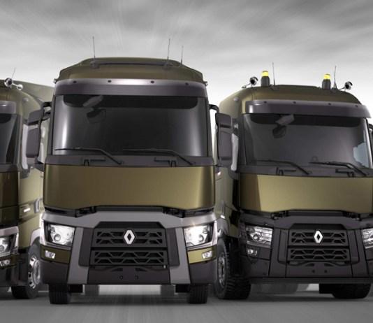 premier modèle Renault Trucks MIB