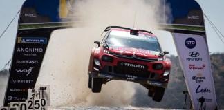 WRC Rallye du Mexique