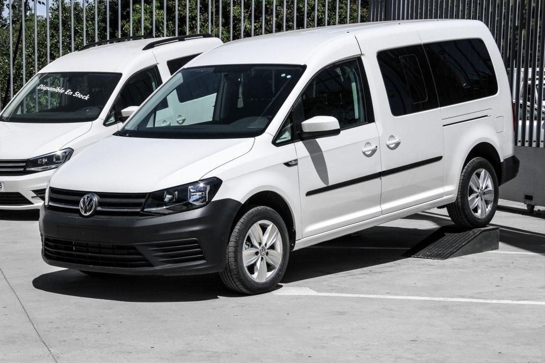 SOVAC / Volkswagen : Nouveau Caddy Combi Maxi 7 places à 3 ...