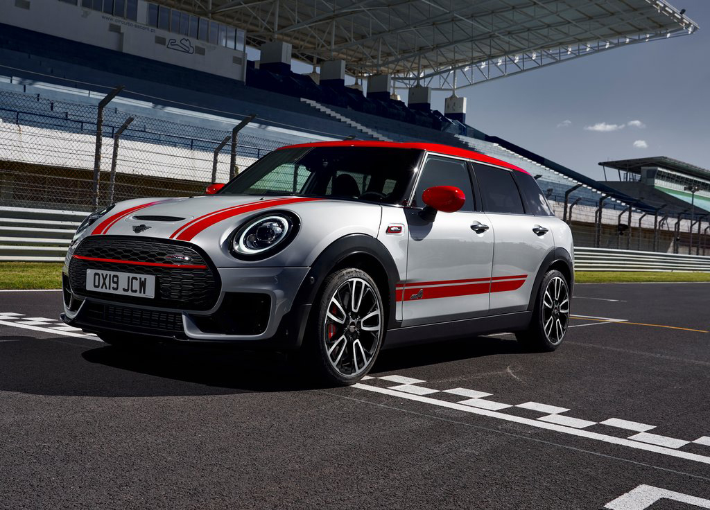 MINI John Cooper Works Clubman et nouveau MINI John Cooper Works Countryman