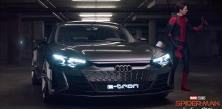 """Audi and Sony Pictures Entertainment Team Up On """"Spider-Man™"""