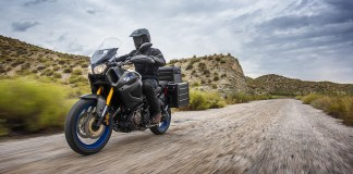 Yamaha-XTZ1200E Yamaha Algérie