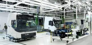 Renault Trucks Algérie - Volvo Trucks Algérie - Usine Soprovi