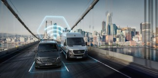 Neue digitale Dienste bei Mercedes PRO connect: Zu einer effizienteren und nachhaltigeren FahrzeugflotteNew digital services from Mercedes PRO connect: En route towards a more efficient and sustainable fleet