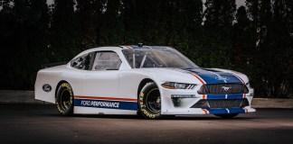 NASCAR Xfinity Series Mustang