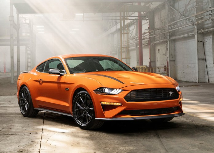 Ford Mustang 55