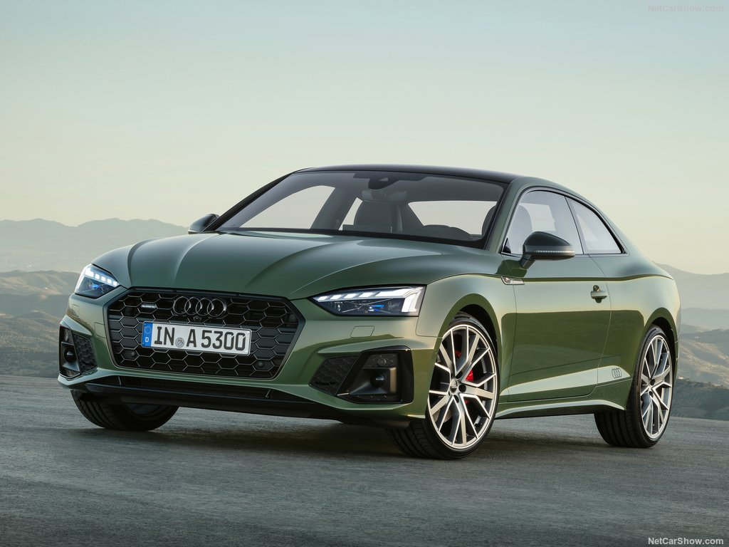 audi reveals 2020 a5 family: more options and more