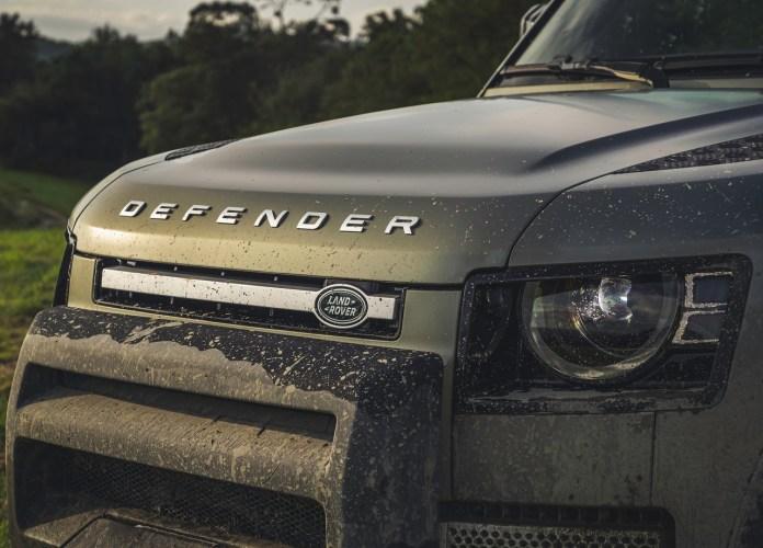 Land Rover Defende 90 2020