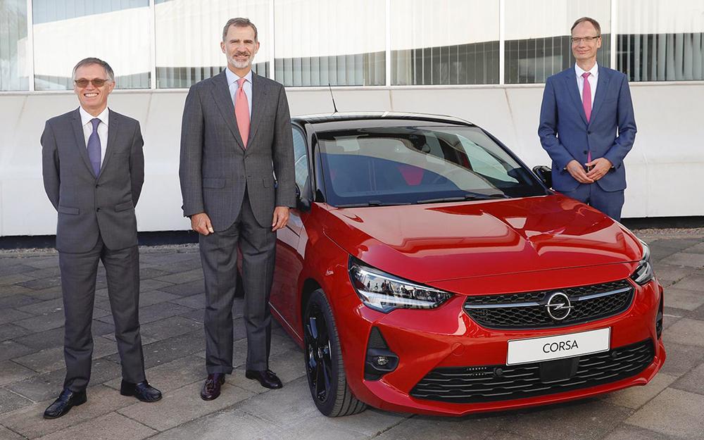 Début de la production de la nouvelle Opel Corsa à Saragosse