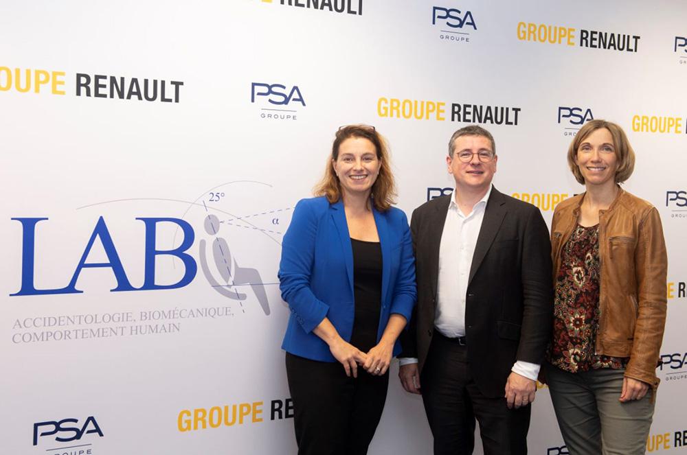 2019 - 50 ans le LAB - Groupe Renault
