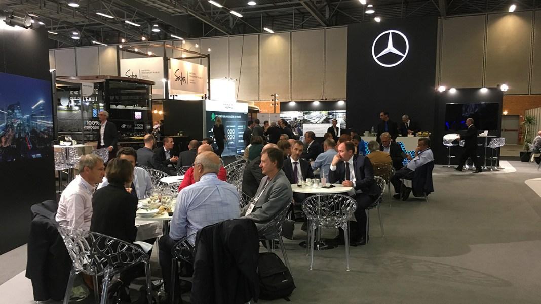 Daimler Buses Une démarche éco-responsable pour Daimler au salon RNTP