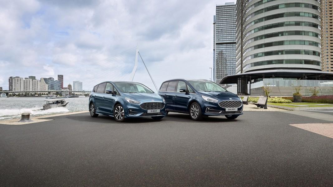 Ford S-Max Et Galaxy disponibles en France à partir de 39.250 euros