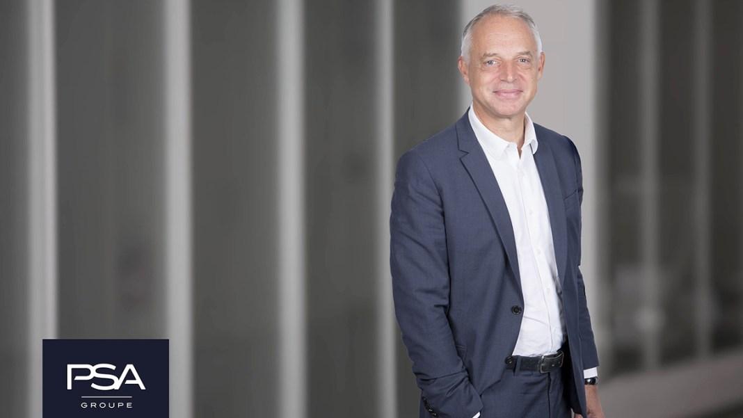 Groupe PSA Nomination de Xavier Peugeot, Directeur de la Business Unit Véhicules Utilitaires