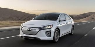 Hyundai Ioniq Facelift - US