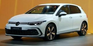 Nouvelle Volkswagen Golf 8