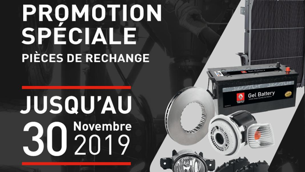 Campagne SAV Renault Trucks Algérie