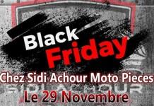 Sidi Achour Motos Pièces Black Friday
