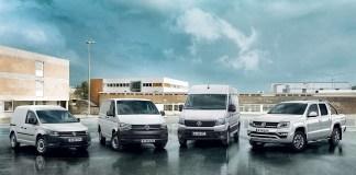 Volkswagen gamme utilitaires