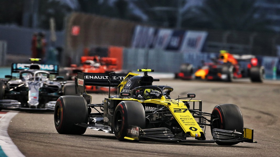 Grand Prix de Formule 1 d'Abu Dhabi