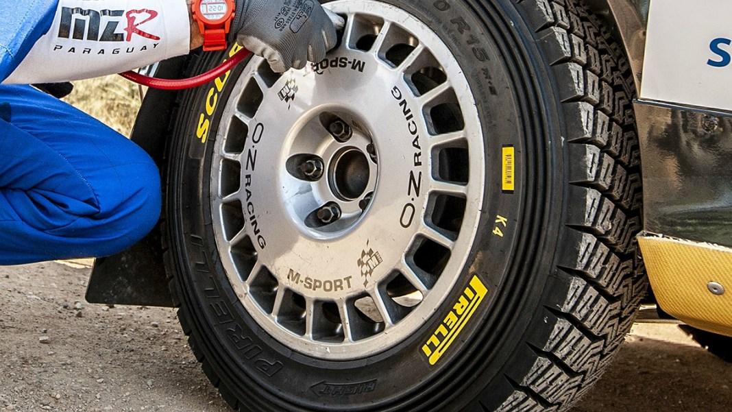 Pirelli WRC FIA